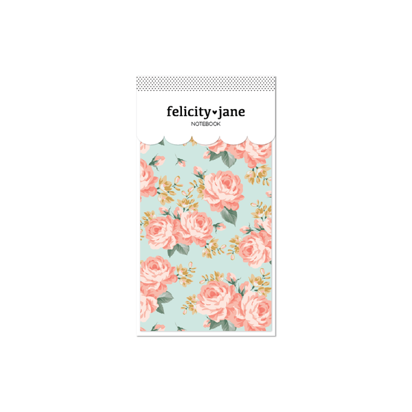 Traveler's Notebook Insert | Tori - Floral