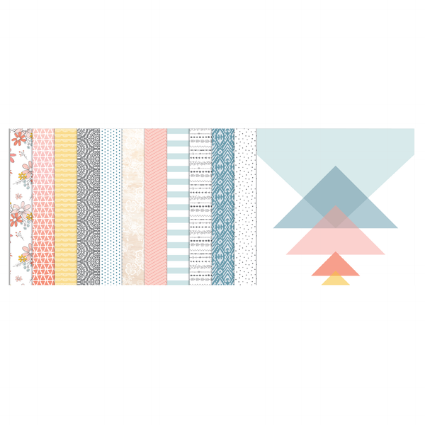 Willow | Patterned Paper Add-on