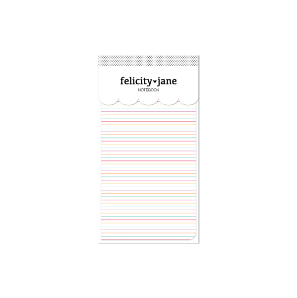 Traveler's Notebook Insert | Brooke Stripe