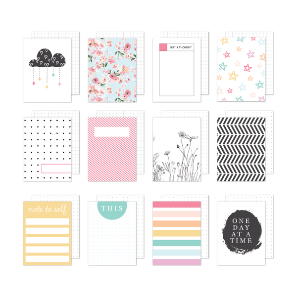Brooke | Journaling Cards