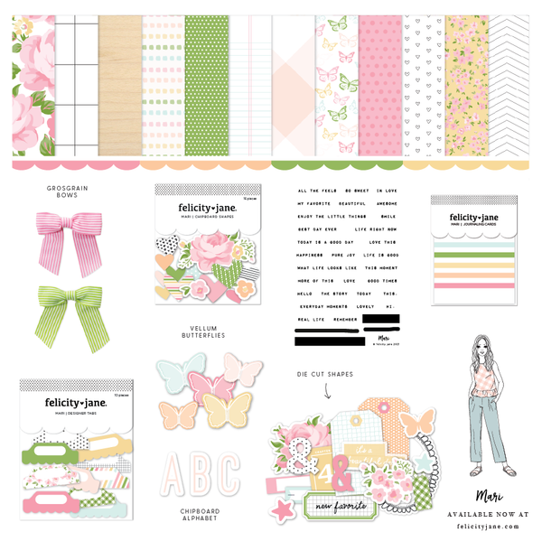 April Kit | Mari