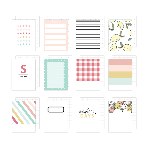 Elizabeth | Journaling Cards