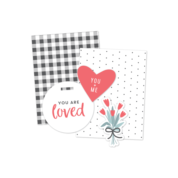YOU ARE LOVED | printable & cut file