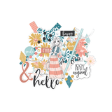 Heidi | Die Cut Shapes