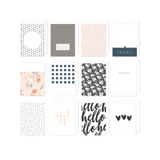 Reagan | Journaling Cards