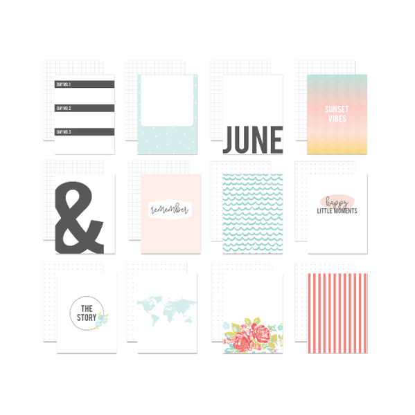 Summer | Journaling Cards