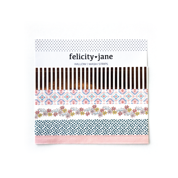Willow | Washi Strips