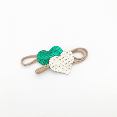 st. patty's heart - reversible