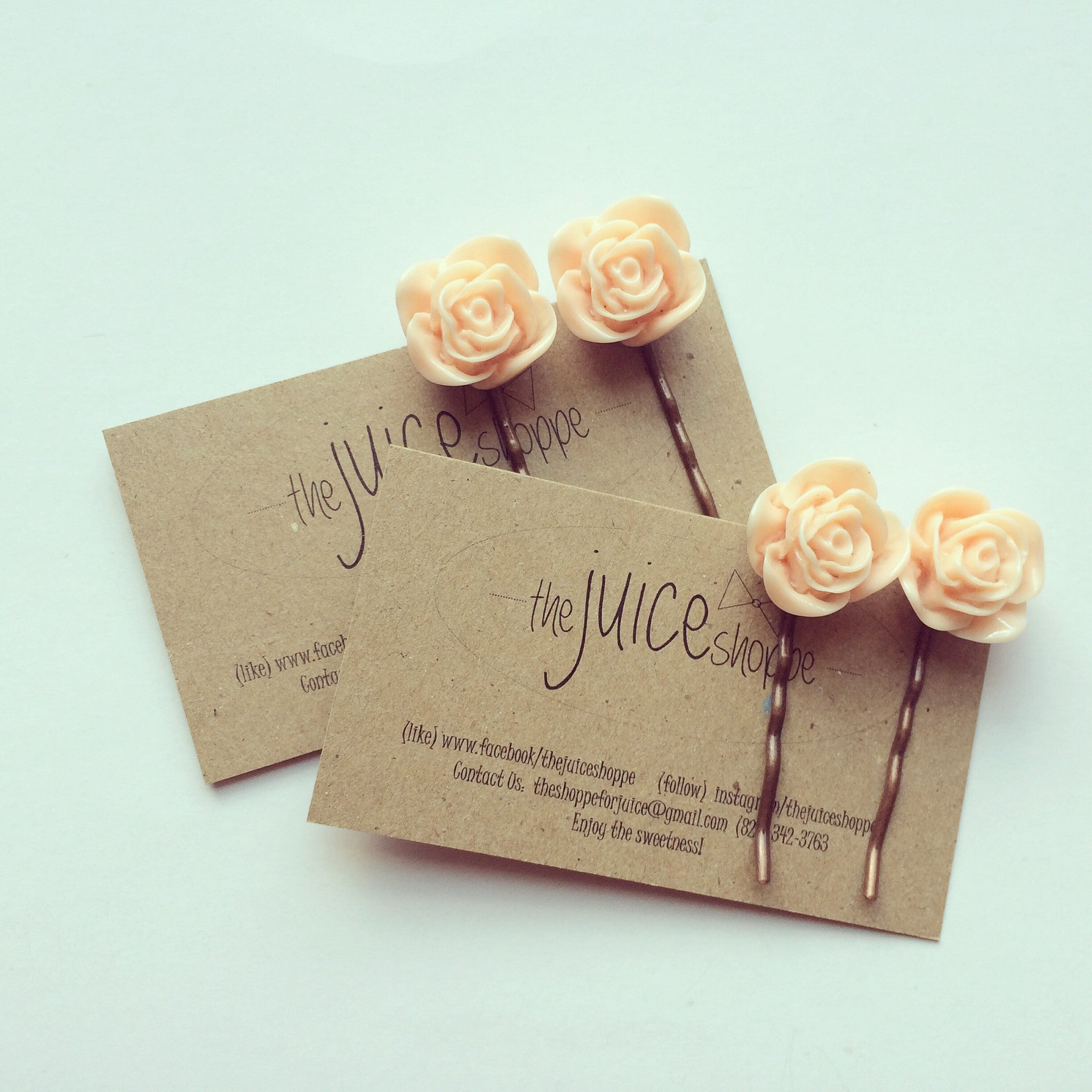 mae bea hair pins (set of 2)