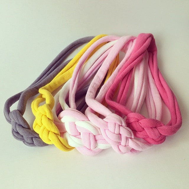 the soni knot  (more colors)