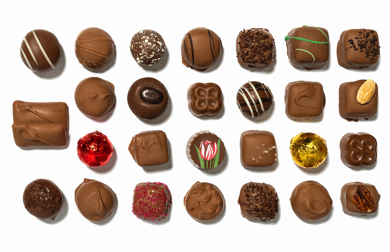 All Milk Chocolate Assortment