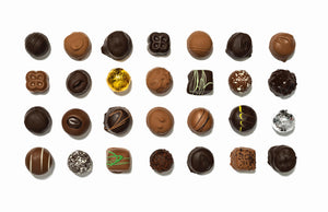 Milk and Dark Chocolate Soft Center Assortment