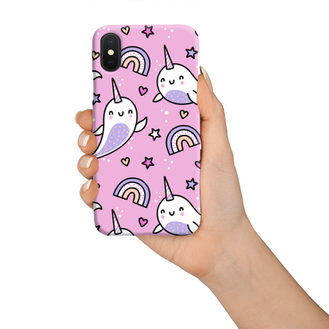 Phone Case - Narwhal Dreams