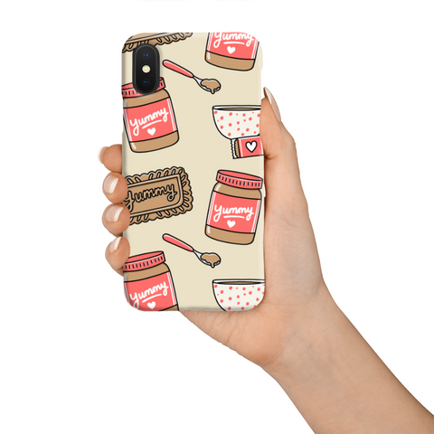 Phone Case - Oh Crumbs
