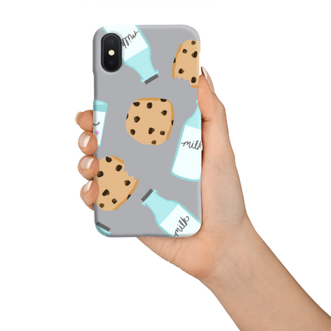 Phone Case - Milk + Cookies