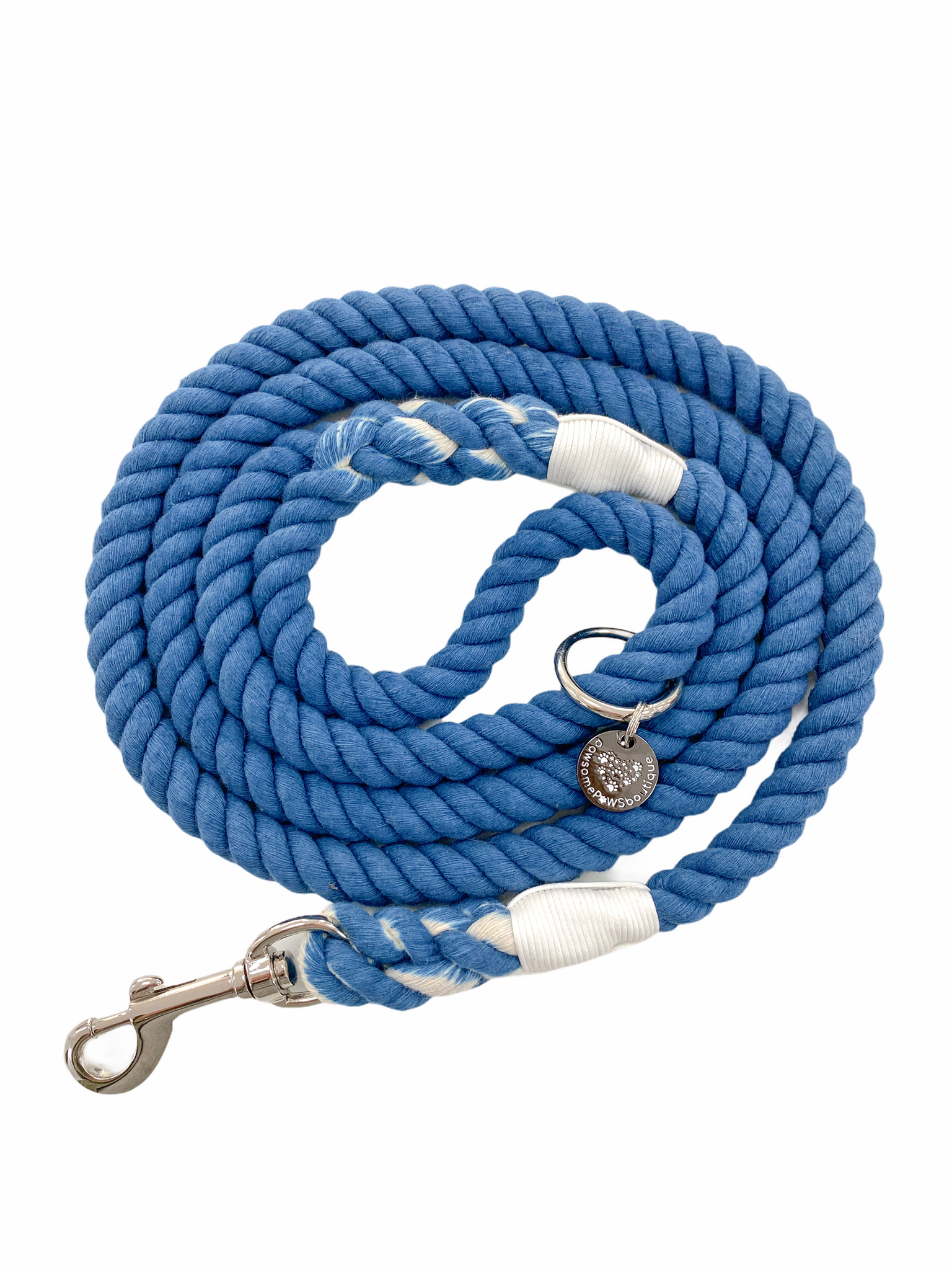 Rope Lead - Royal Blue