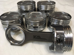 Modified Mazda KL Piston Set