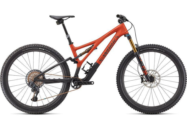 Specialized 21 S-Works Stumpjumper