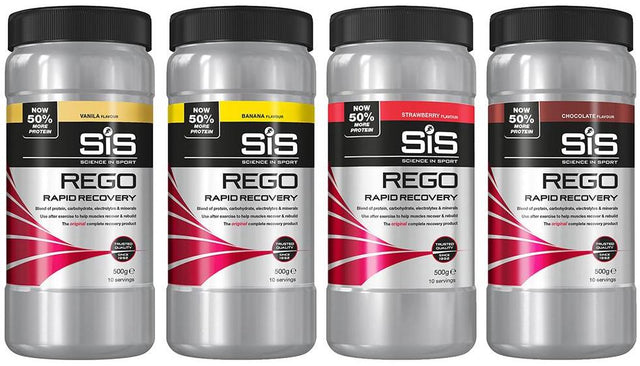 SiS Rego Rapid Recovery Protein