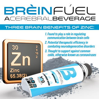 The Dynamic Duo: Caffeine and Zinc in Breinfuel