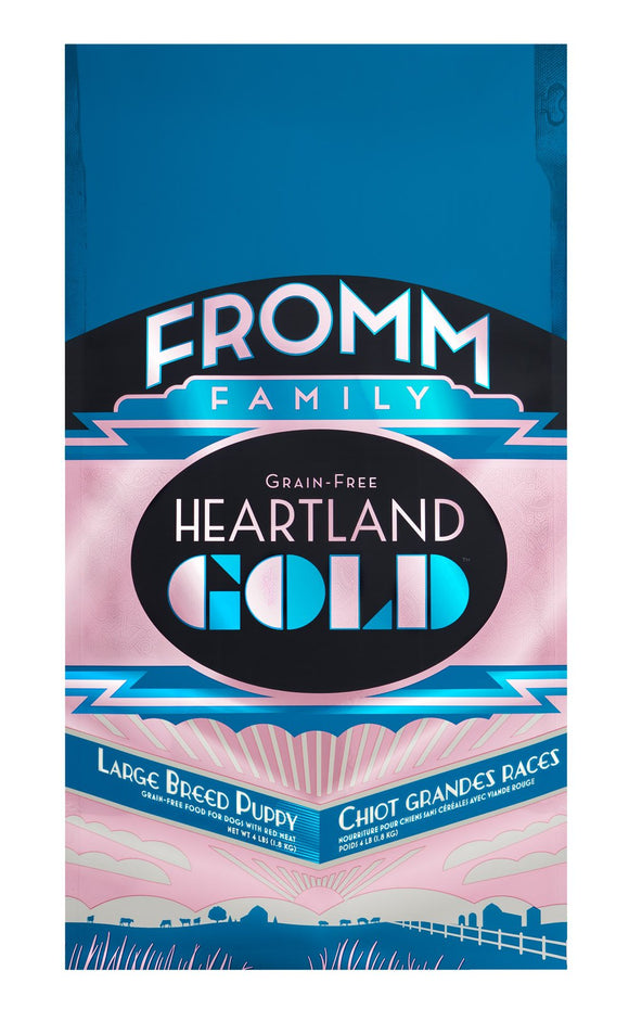 Fromm Heartland Gold Large Breed Puppy Food