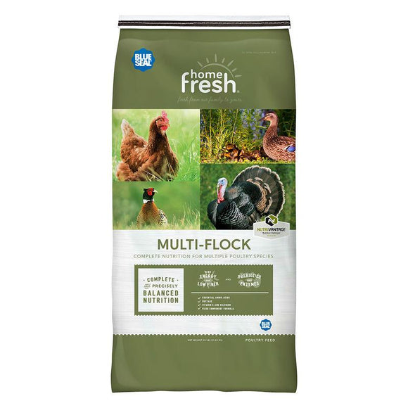 Blue Seal Home Fresh Multi-Flock Breeder Pellet