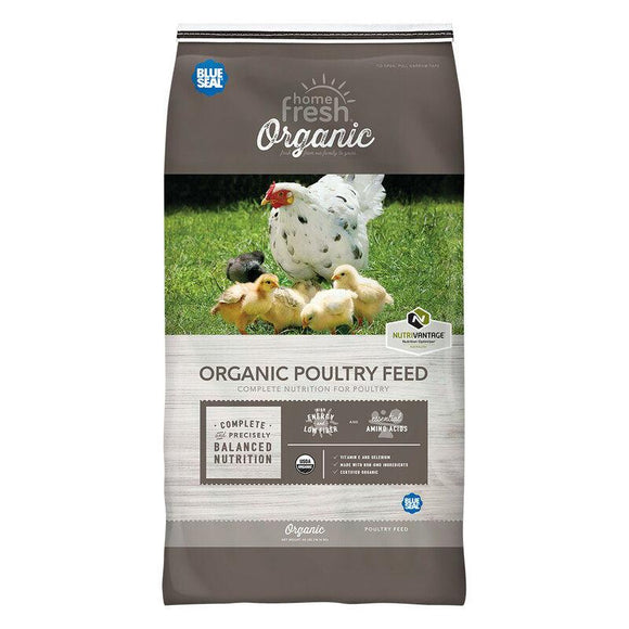 Blue Seal Home Fresh Organic Layer Pellet