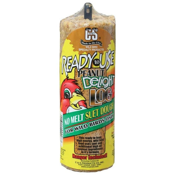 C&S RTU DELIGHT NO MELT SUET LOG