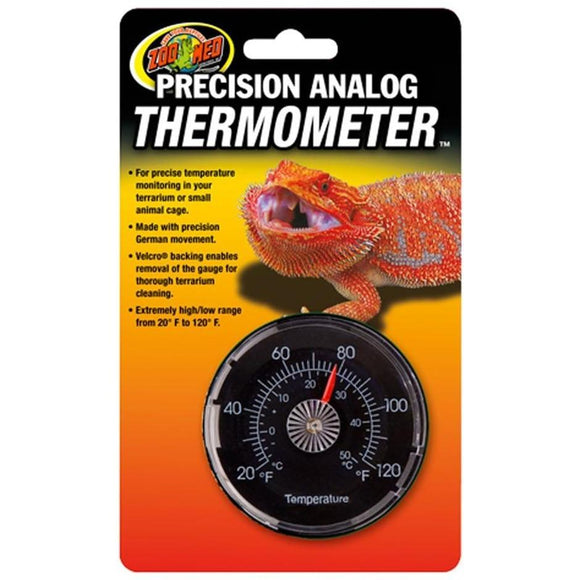 PRECISION ANALOG THERMOMETER