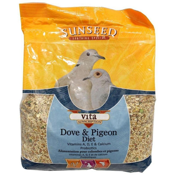 VITA SUNSCRIPTION DOVE & PIGEON FORMULA