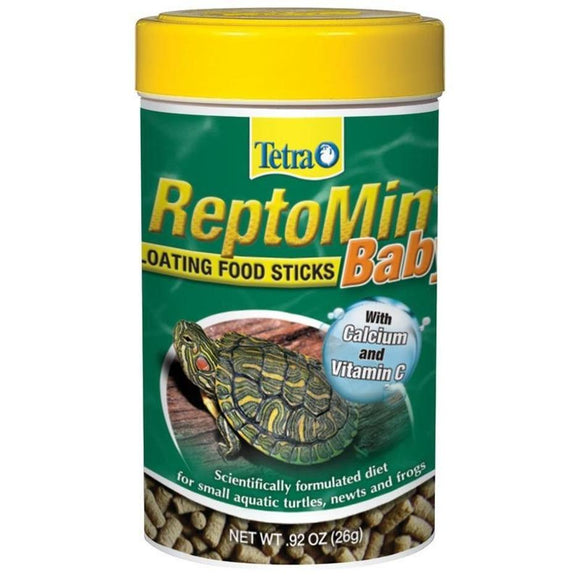 REPTOMIN BABY TURTLE FLOATING FOOD STICKS