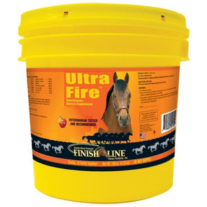 FINISH LINE ULTRA FIRE MULTIVITAMIN AND MINERAL SUPPLEMENT