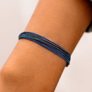 Pura Vida Bracelet Deep Blue Sea, Model