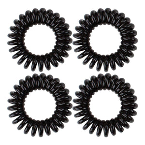 Kitsch Hair Coils Black, Individual