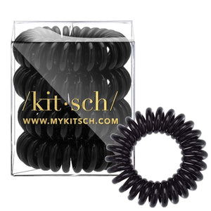 Kitsch Hair Coils Black