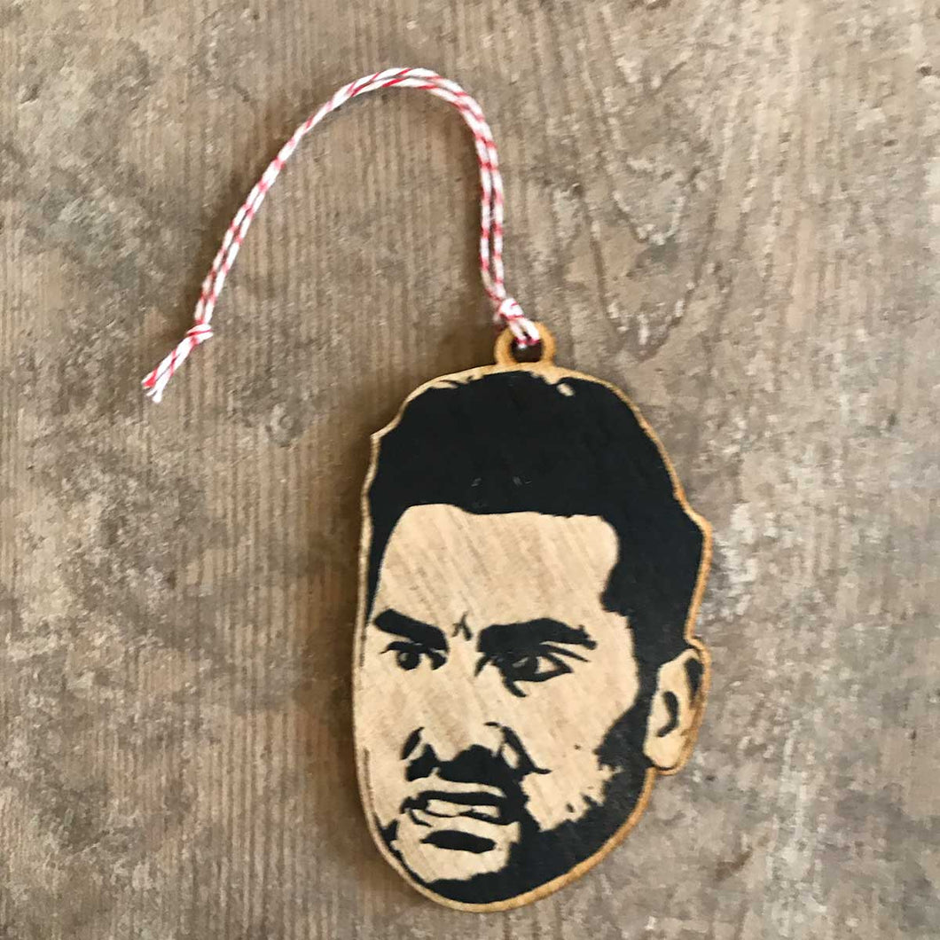 Daniel Levy Christmas Ornament
