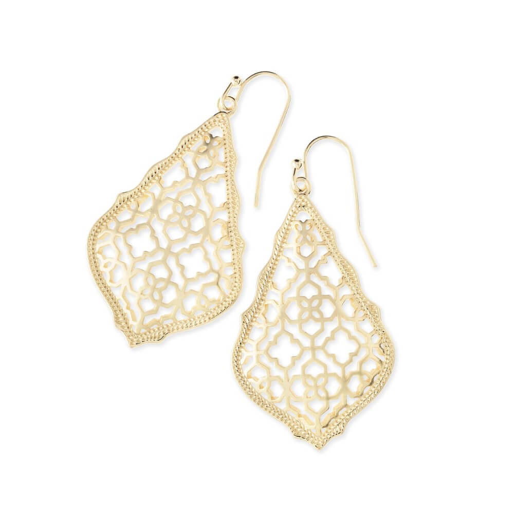 Kendra Scott Addie Earrings Gold