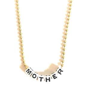 Gunner & Lux Mother Necklace