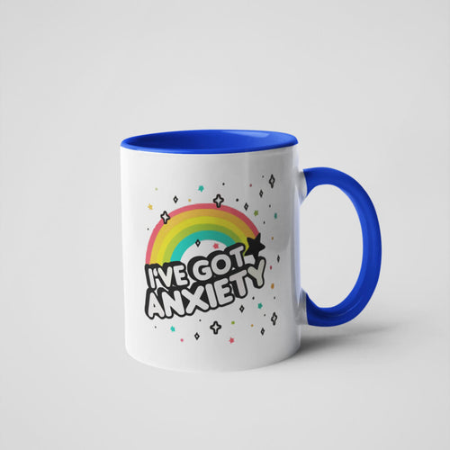 I've Got Anxiety Coffee Mug