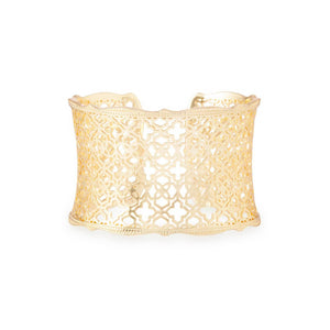 Kendra Scott Candice Cuff Gold