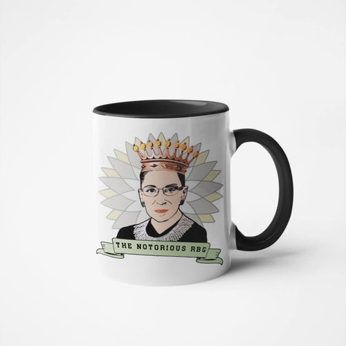 The Notorious RBG Coffee Mug