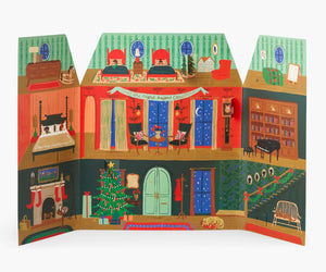 Rifle Paper Company Advent Calendar, The Night Before Christmas, Open