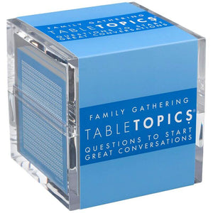 Table Topics Family Gathering, Front