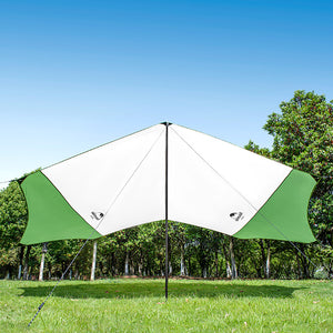 Sunrise Hexagonal Tarps L