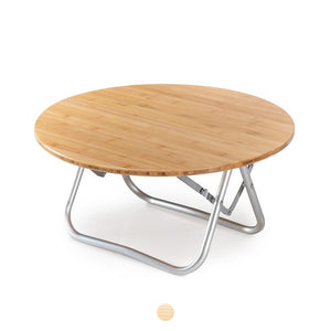 Bamboo Round Table