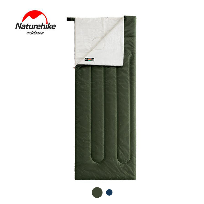 Envelope Cotton Sleeping Bag H150 Large