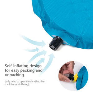 Self-Inflatable Ulitralight Mattress Mummy