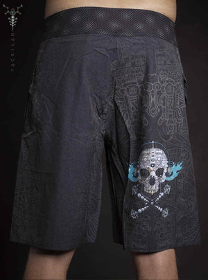 Boardshort Men / Fast Dry _ SMOKIN PIRATES