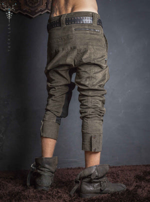 Long Pants Men Tough Pirate / Stretchy _ EARTH KODRAI