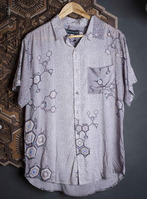 Shirt Men Half Sleeves / Bamboo _ LSDNA